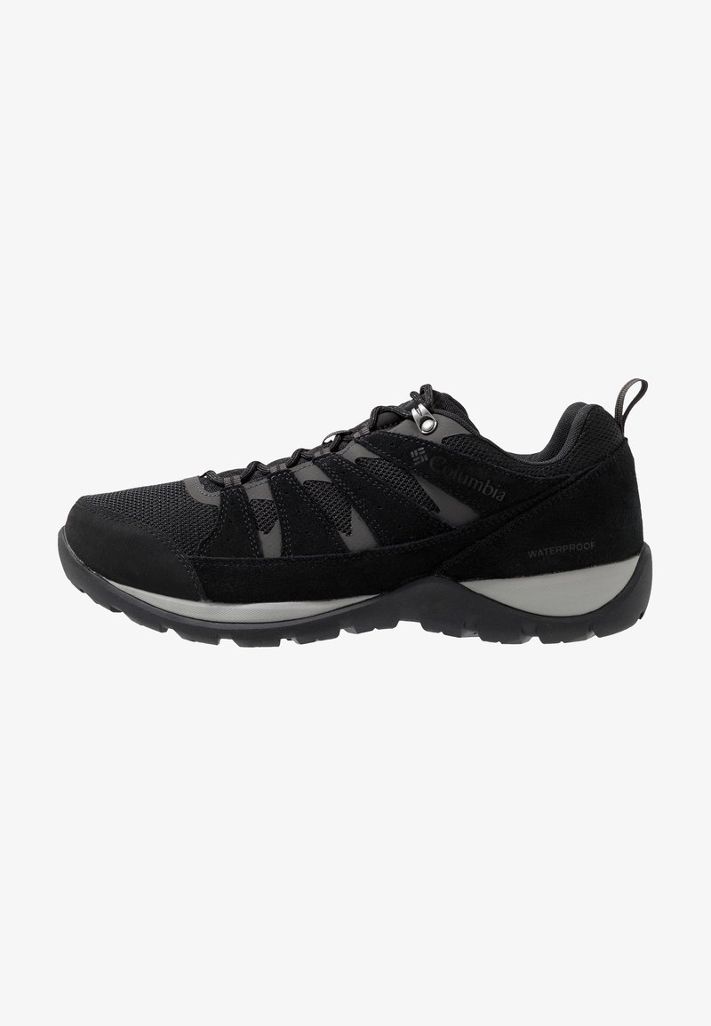 Columbia - REDMOND V2 WP - Hikingschuh - black/dark grey