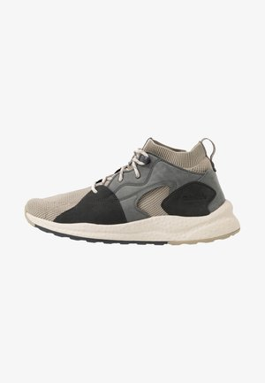 SH/FT  OUTDR  MID - Zapatillas de senderismo - tan/dark stone