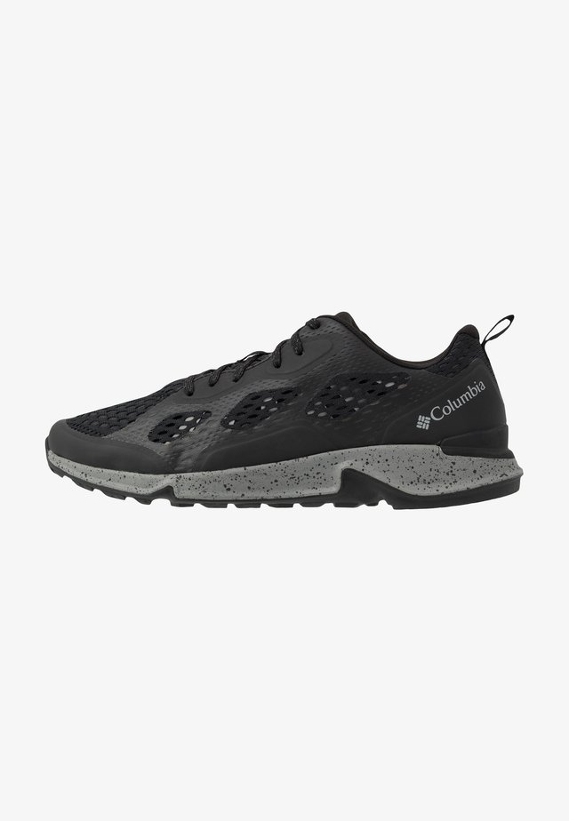VITESSE - Chaussures de marche - black/monument