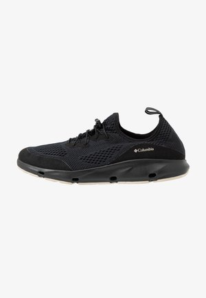 VENT - Hiking shoes - black/dark stone