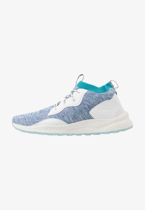 SH/FT™ MID BREEZE - Zapatillas de senderismo - white/clear water