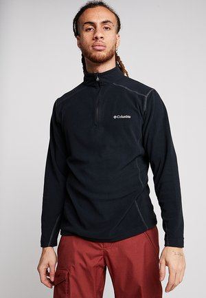 KLAMATH RANGE HALF ZIP - Sweat polaire - black