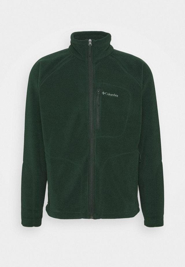 FAST TREK™ II FULL ZIP - Fleece jacket - spruce