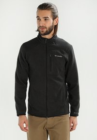Columbia - ALTITUDE ASPECT  - Fleecejas - black heather - 0