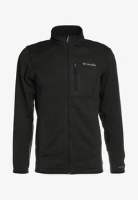 Columbia - ALTITUDE ASPECT  - Fleecejas - black heather - 6