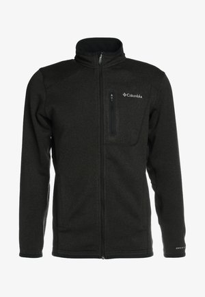 ALTITUDE ASPECT  - Fleecová bunda - black heather
