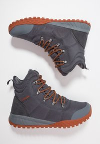 Columbia - FAIRBANKS OMNI-HEAT - Winter boots - dark grey - 1