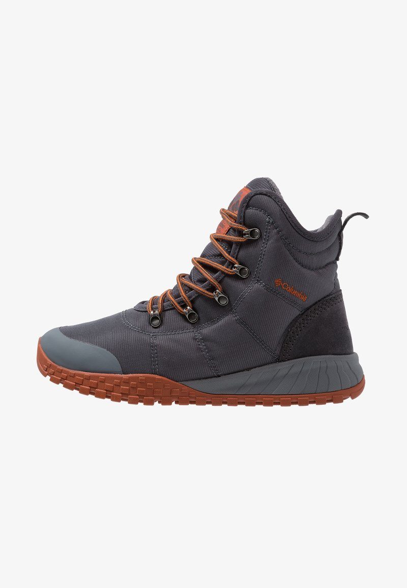 Columbia - FAIRBANKS OMNI-HEAT - Winter boots - dark grey