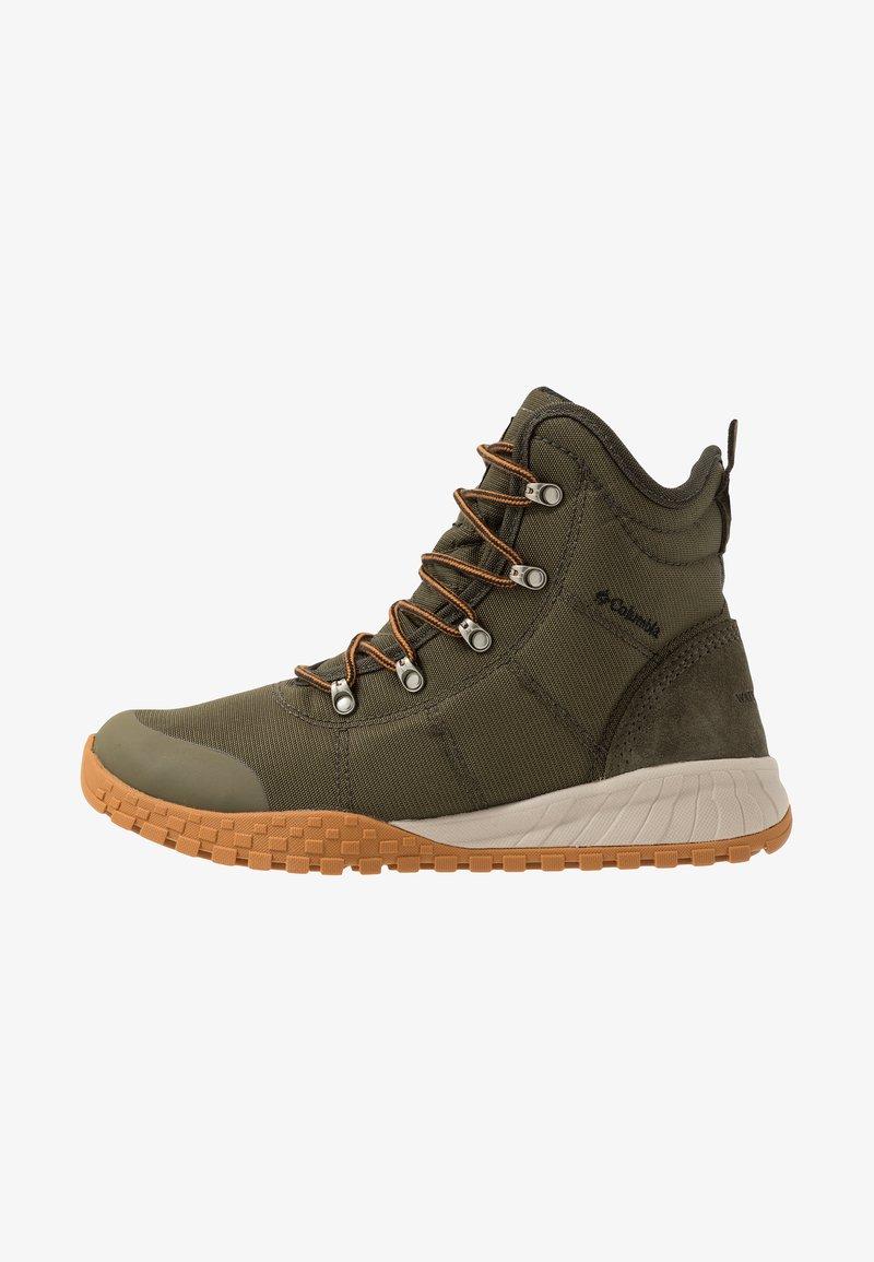 Columbia - FAIRBANKS OMNI-HEAT - Winter boots - nori/canyon gold