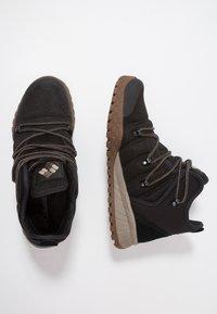 Columbia - FAIRBANKS 503 OMNI-HEAT - Vysoká chodecká obuv - black/mud - 1