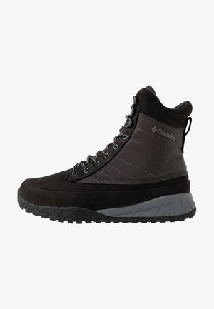FAIRBANKS 1006 - Winter boots - black/ti grey steel