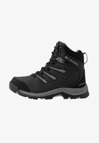 Columbia - GUNNISON II OMNI-HEAT - Winter boots - black/ti grey steel - 0