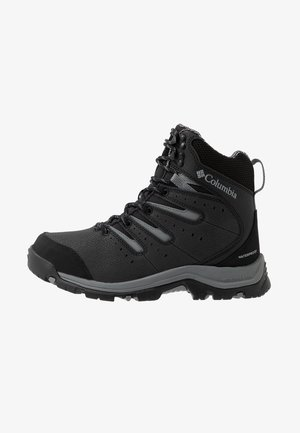 GUNNISON II OMNI-HEAT - Zimní obuv - black/ti grey steel