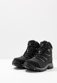 Columbia - GUNNISON II OMNI-HEAT - Winter boots - black/ti grey steel - 2