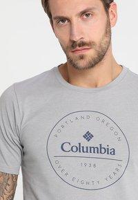 Columbia - ONCHAN PARK - T-shirts print - columbia grey heather - 4