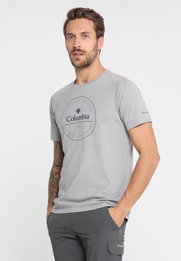Columbia - ONCHAN PARK - T-shirts print - columbia grey heather