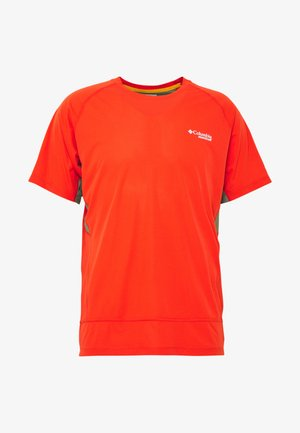 TITAN ULTRA - T-shirt med print - wildfire/cypress