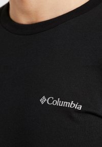 Columbia - LODGE GRAPHIC - Longsleeve - black - 3