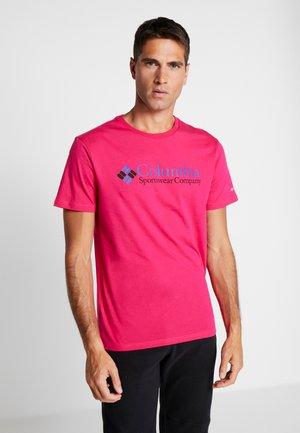 BASIC LOGO™ SHORT SLEEVE - Print T-shirt - cactus pink icon