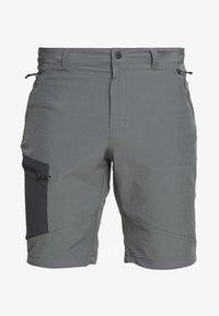 Columbia - TRIPLE CANYON SHORT - Outdoor shorts - city grey/shark - 3