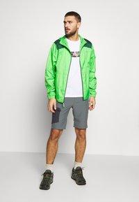 Columbia - TRIPLE CANYON SHORT - Outdoor shorts - city grey/shark - 1
