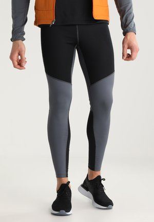 TITAN WIND BLOCK™ II - Tights - graphite/black