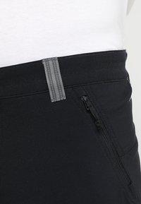 Columbia - TRIPLE CANYON™ FALL HIKING PANT - Pantalons outdoor - black - 4