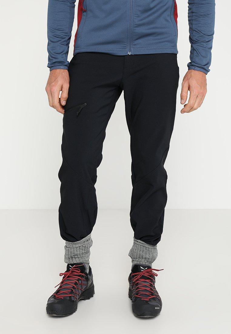Columbia - TRIPLE CANYON™ FALL HIKING PANT - Pantalones montañeros largos - black