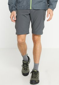 Columbia - SILVER RIDGE™ CONVERTIBLE PANT - Outdoorové kalhoty - grill - 3
