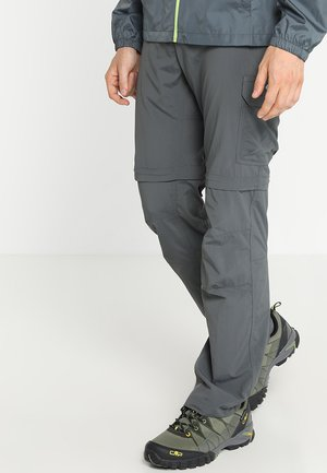 SILVER RIDGE™ CONVERTIBLE PANT - Friluftsbukser - grill