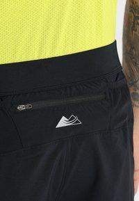 Columbia - TITAN ULTRA™ SHORT - Pantalón corto de deporte - black - 5
