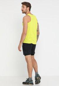 Columbia - TITAN ULTRA™ SHORT - Pantalón corto de deporte - black - 2