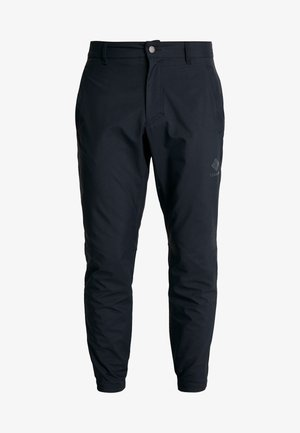 WEST END WARM PANT - Outdoorbroeken - black