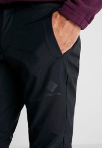 Columbia - WEST END WARM PANT - Pantalons outdoor - black - 3