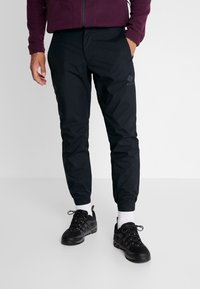 Columbia - WEST END WARM PANT - Pantalons outdoor - black - 0