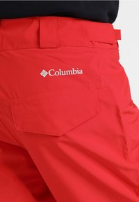 Columbia - CUSHMAN CREST  - Snow pants - mountain red - 4