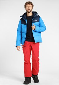 Columbia - CUSHMAN CREST  - Snow pants - mountain red - 1
