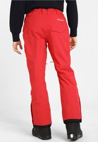 Columbia - CUSHMAN CREST  - Snow pants - mountain red - 2