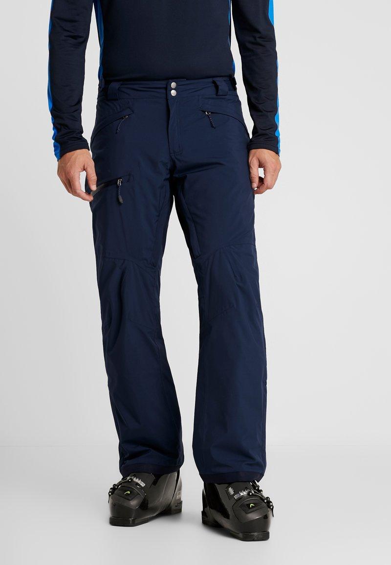 Columbia - CUSHMAN CREST PANT - Skibroek - collegiate navy