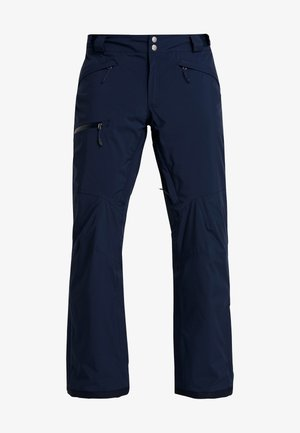 CUSHMAN CREST  - Snow pants - collegiate navy
