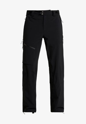 SNOW RIVAL PANT - Skibroek - black