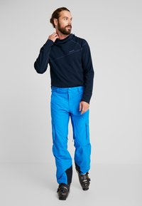 Columbia - RIDGE RUN PANT - Täckbyxor - azure blue - 1