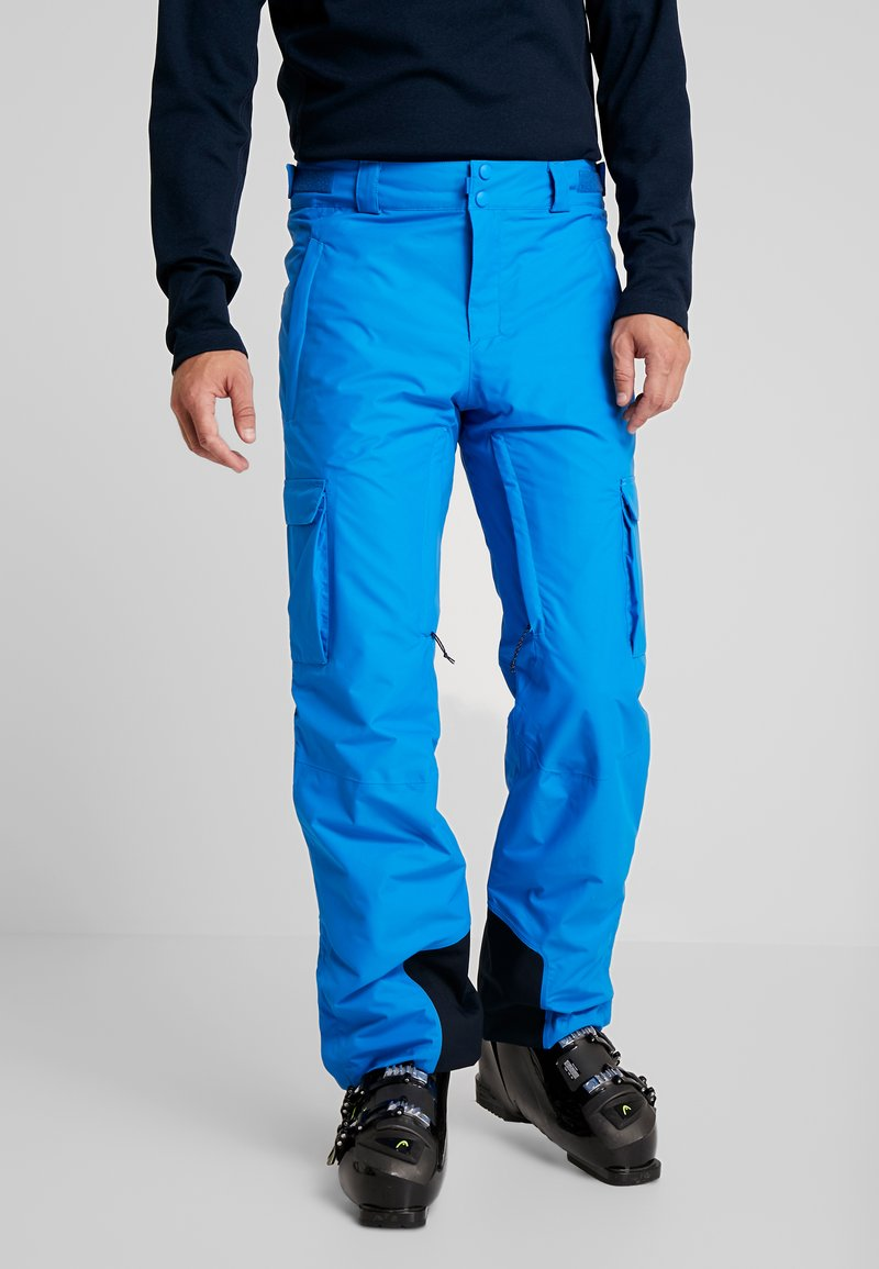 Columbia - RIDGE RUN PANT - Täckbyxor - azure blue