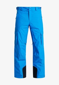 Columbia - RIDGE RUN PANT - Täckbyxor - azure blue - 5