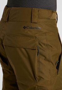 Columbia - RIDGE RUN PANT - Talvihousut - olive brown - 3