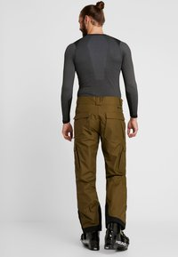 Columbia - RIDGE RUN PANT - Talvihousut - olive brown - 2