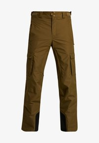 Columbia - RIDGE RUN PANT - Talvihousut - olive brown - 4