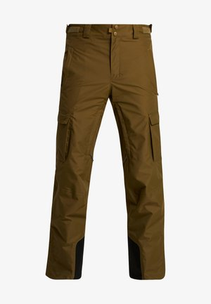 RIDGE RUN PANT - Skibroek - olive brown