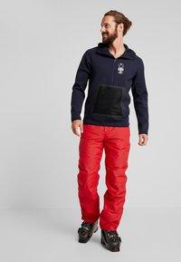 Columbia - BUGABOO PANT - Spodnie narciarskie - mountain red - 1