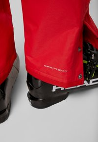 Columbia - BUGABOO PANT - Spodnie narciarskie - mountain red - 4
